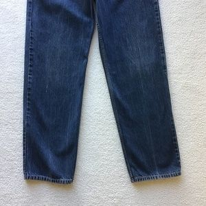 Levi's Jeans - LEVI's 550 RELAXED 32 x 32 MENS BLUE JEANS